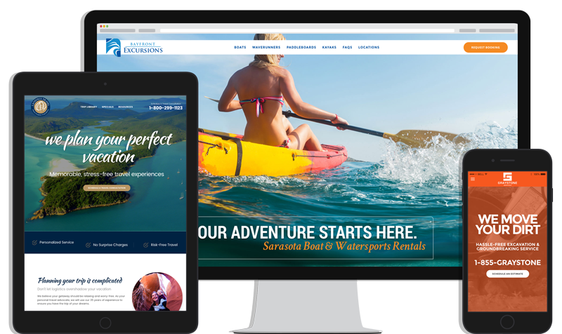 Sarasota Small Business Website Design