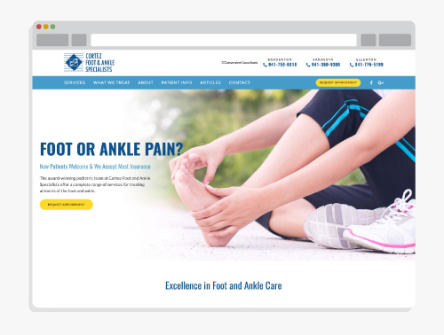 Cortez Foot & Ankle Specialists